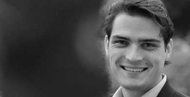 Jan Philipp Burgard – <br />Internationales Medien-Stipendium 2011